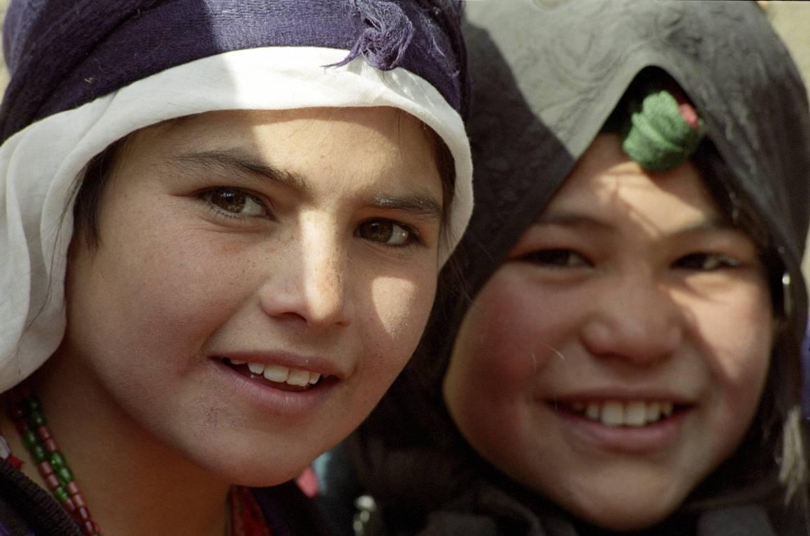 Maslak-leirin asukkaita. Kuva: UN Photo / Eskinder Debebe