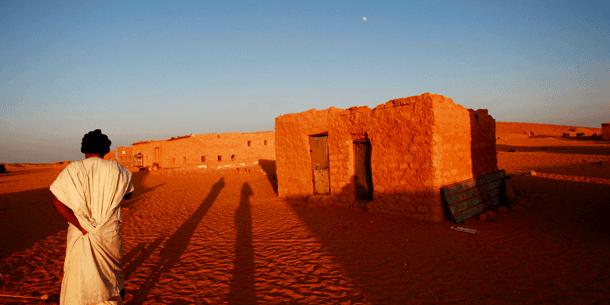Näkymä Saharawien pakolaisleirillä Tindoufissa. Kuva: UN Photo / Martine Perret