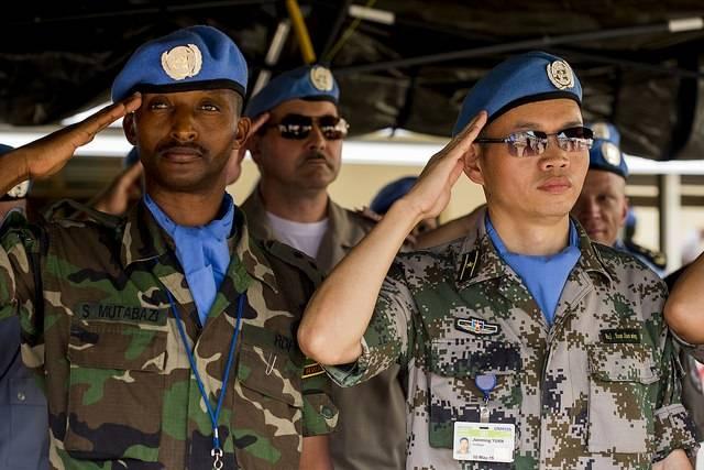 FNs fredsbevarende styrker, UNMISS 2014