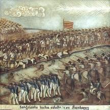 1800-luvulla Filippiineillä kapinoitiin espanjalaisia valloittajiavastaan. Kuva:Esteban Villanueva